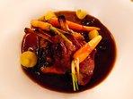 A dish from the Brackenbury.