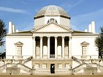 Historic Chiswick House is close by.