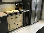 Oil stove/ Wine cooler /American fridge freezer