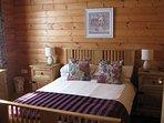 Willow Lodge Double Bedroom