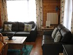 Willow Lodge Living Area
