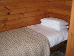 Cherry Lodge Single Bedroom