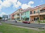 Baywalk-Shopping Mall, 3 mins walk away