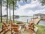 Malakoff Home w/Deck &Fire Pit on Cedar Creek Lake