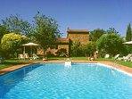 1 bedroom Villa in Il Borgo, Tuscany, Italy : ref 5586369