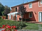 Casa Rosa Vacation Rental in Tuscany
