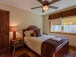Upstairs Queen Bedroom Suite