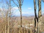 Layered Long Range Mountain Views!
