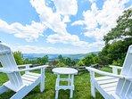 Endless Long Range Views at Blue Ridge Mtn Club