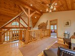 Tongue and Groove Vaulted Ceilings