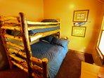 Stettin Haus Twin over Full bunk bedroom