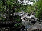 Trailhead Cabin Hebron Rock Colony