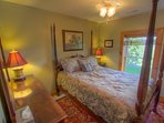 Seaforth Queen Bedroom on Lower Level