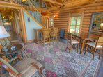 Seaforth Spacious Great Room With Bar, Game Table, Lots of Comfortable Seating