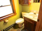 Trailhead Cabin Master Bath