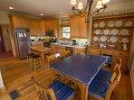 Mountain Majesty Spacious Kitchen.