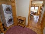 Mountain Majesty washer/dryer combo