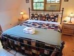Laurel Chase Master King Bed