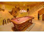 Deer Run Billiard Room