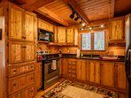Creekside Comfort Kitchen