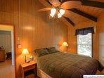 Beech Vista Queen Bedroom on the Main Floor
