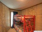Beech Vista Left Bunk Room Downstairs
