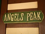 Welcome to Angels Peak!