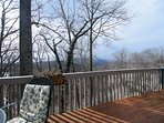 Ansley HeightsBack Deck with Beautiful View