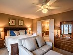 Ansley Heights Spacious Master Suite