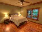 Adirondack Downstairs Queen Suite