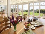 Glorious conservatory