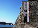 le Musée Picasso dans le vieil Antibes