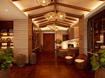 Rejuvenate your mind, body, and spirit at Aarna Spa