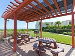 Fire up the grill or enjoy a picnic at Aquarius
