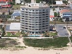 Aquarius Condominiums on beautiful South Padre Island