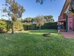 Villa Torre garden