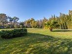 Villa Torre has more then 3000mq of private park