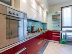 Modern kitchen furnished with all you need