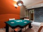Poker area