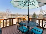 This charming Colorado Springs vacation rental is the ultimate mountain getaway!
