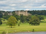 Visit the nearby magnificent Floors castle