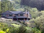 On four acres in the beautiful Lyndon Canyon in Los Gatos