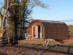 56565 Log Cabin situated in Brampton (2.5mls NW)