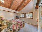 Sunriver Vacation Rental-8 Jackpine- Bedroom 2-1