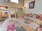 Sunriver Vacation Rental-8 Jackpine- Bedroom 2-2