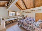 Sunriver Vacation Rental-8 Jackpine- Bedroom 3-1