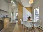 You'll love the hardwood floors.