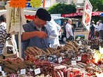 Weekly farmers markets