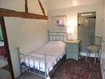 stylish single bedroom