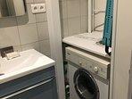 La machine à laver le linge